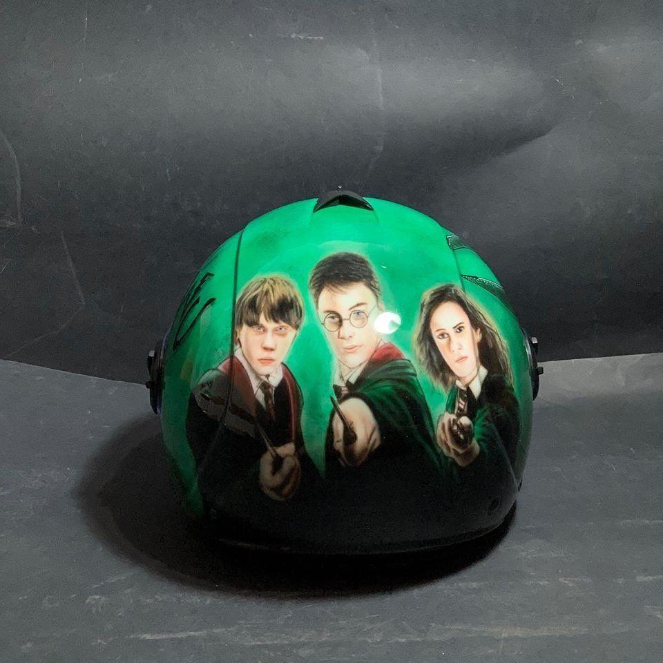 darioart-harry potter